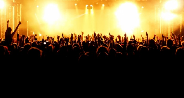a report on a personal experience at a rock concert